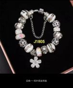 Roman Charm Bracelets J1805~1807