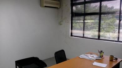 Office Room With Essential