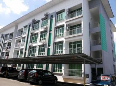 Lembah Shantung Apartment at Jalan Bundusan Penampang