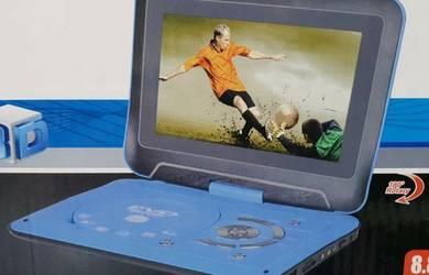 Portable dvd usb player