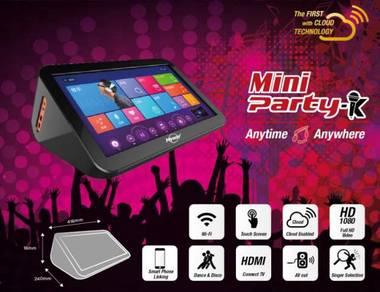 Mini Party k - Karaoke System