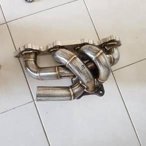 Mitsubishi airtrek turbo manifold 4g63