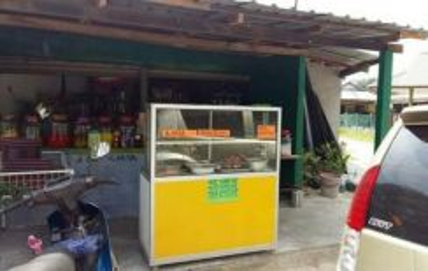 Kedai runcit untuk di jual  - Bukit Rotan