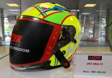 Lazer JH 3 helmet size L