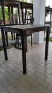 Wooden Cafe Tables 10 units