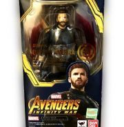 Avengers Captain America Infinity War S.H.Figuarts
