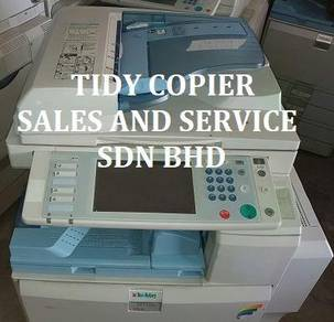 Color photocopier machine of mpc 3300