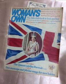 WoMANS OWN MEGAZINE FEBRUARY 5th 1977 - 60 page