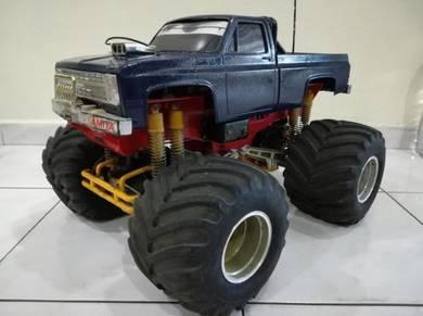 Rc big foot truck
