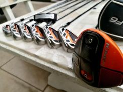 Golf - Cobra Bio Cell irons and F6 driver