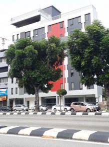 Hotel mini mart at main road of jln loke yew KL