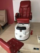 Spa Chair with massage and bubble water jet