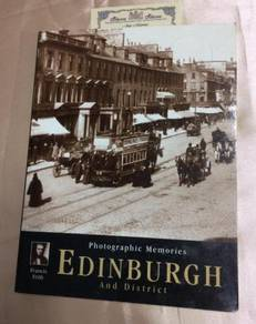 BooK EDINBURGH- 94 page
