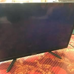 Hisense LED TV 32inci (Faulty)