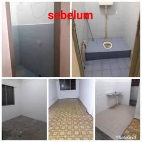 Renovation (House, Shop Lot & Office)