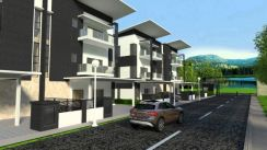 Sky 2 Sty Semi-Detached with Pre Launch Rebate 14% Negeri Sembilan
