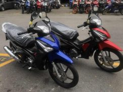 HONDA WAVE 125i 1disc(easy approval)tanpa payslip