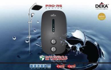 Deka Rainshower Water Heater PRO 30 (AC Pump)