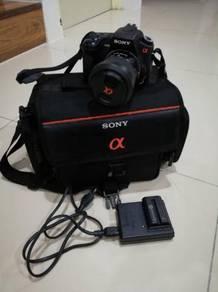 Sony a350 DSLR