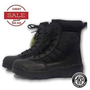 Tactical boot swat