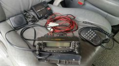 Mobile rig yeashu ft8800