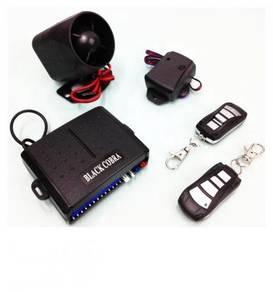 13-pin l-a61 black cobra car alarm (full set)