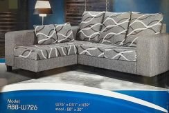 Roxi l-shape sofa-8726