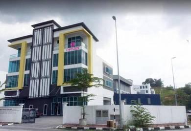 Kepong Kip - Fortson 4sty Bungalow Factory, Corner