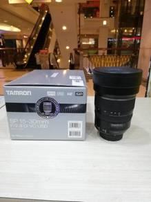 Tamron sp 15-30mm f2.8 di vc usd lens-nikon