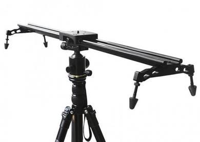 New Video DSLR Slider Rail 60cm for Film Making