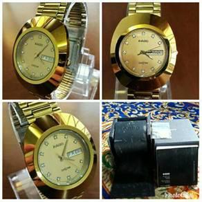 Jam tangan rado original