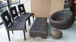 Kampung Feel Chit Chat Chairs and Tables
