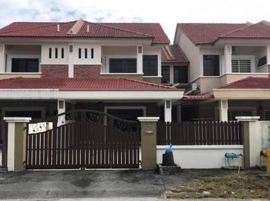 Perak, Ipoh, Bandar Baru Sri Klebang, Double Storey Superlink Terrace