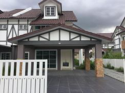 2nd Storey Semi-D For Sale
