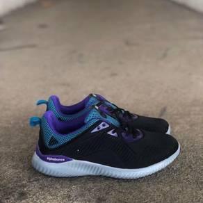 Alphabounce black purple