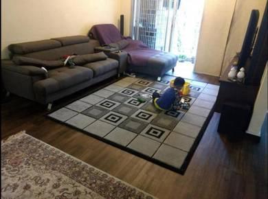 Vinyl Floor Lantai Timber Laminate PVC Floor Q238