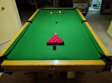 Durrerin Snooker pool table
