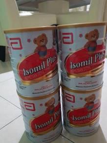 Susu isomil plus 1-10