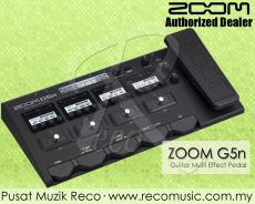 NEW Zoom G5n Guitar Multi Effects Pedal Processor