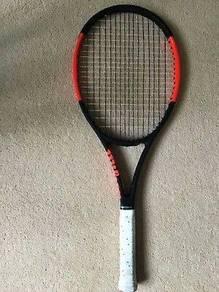 Wilson pro staff 97 pair tennis racket