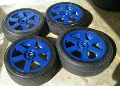 Sport rim 16 cutting GTI