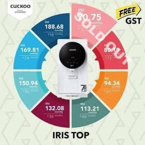 Cuckoo Iris Top RM70.75 No GST
