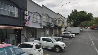 OUG Perindustrian, Old Klang Road, Jalan Puchong