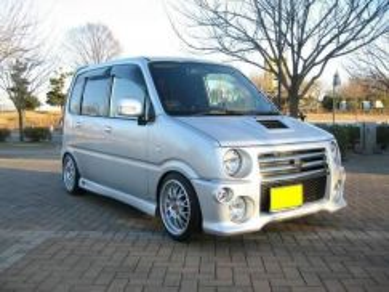 Daihatsu move rs sportlight