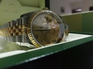 Rolex date just 116233