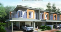 (Rm1k only) [NO downpayment] 2 storey FREEHOLD house seremban (B.S.S)