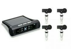 Car Tyre Pressure Monitoring with 4 inch LCD