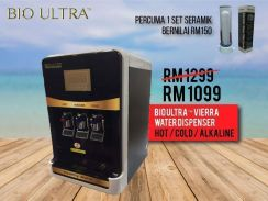 FILTER AIR PENAPIS Water DISPENSER Bio Ultra B02