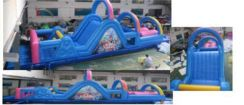 Inflatable obstacle no 2