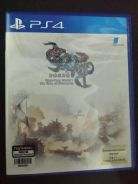 Ps4 game xuan yuan sword